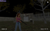 Slendrina Must Die: The Asylum: Shooting Woman Escape