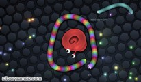 Slither.io: Circling
