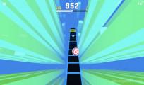 Slope Ball: Green Platform