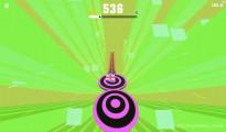 Slope Ball: Round Platform Ball Speed