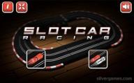 Slot Car Racing: Menu
