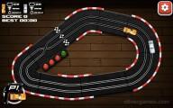 Slot Car Racing: Button Racing Game