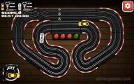 Slot Car Racing: Miniature Game Race