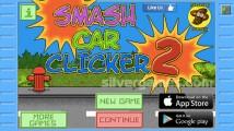 Smash Car Clicker 2: Menu