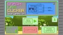 Smash Car Clicker: Menu