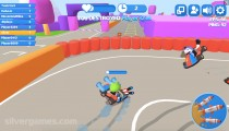 SmashKarts.io: Gameplay Kart Driving