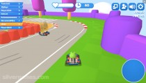 SmashKarts.io: Gameplay Driving Fun