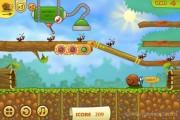 Snail Bob 2: Gameplay Snail Bob