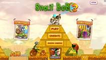 Snail Bob 3: Menu