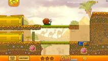 Snail Bob 3: Gameplay Platform