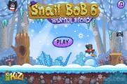 Snail Bob 6: Menu