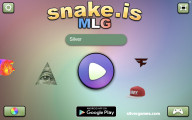 Snake.is MLG: Menu