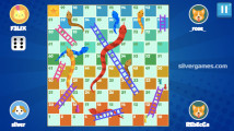 Snakes And Ladders Multiplayer: Gameplay Multiplayer