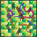 Snakes And Ladders: Board