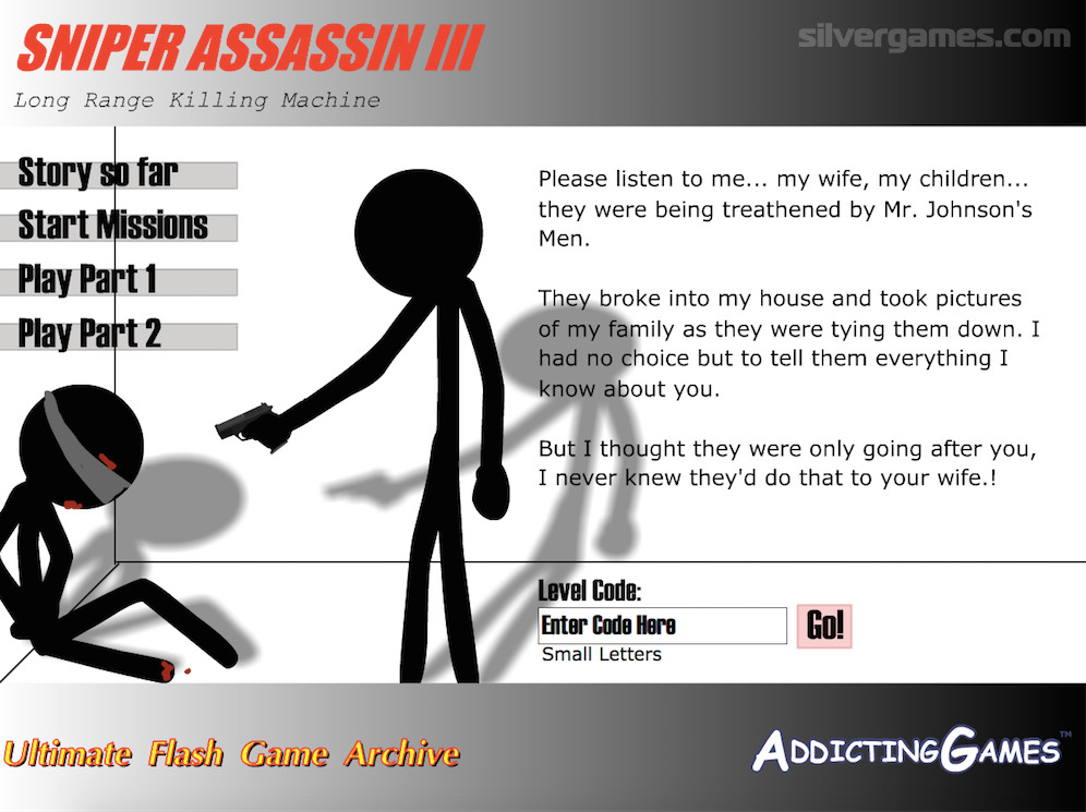 Sniper Assassin Iii&& Try The Games