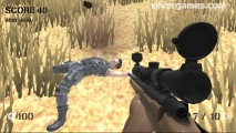 Sniper Attack: Ego Shooter