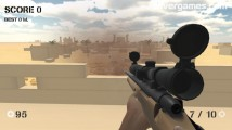 Sniper Attack: Screenshot