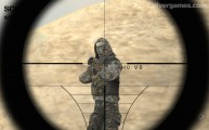Sniper Strike: Sniper Aiming