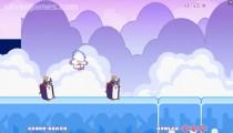 Snow Drift: Platform Running Game