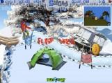 Snowboard Rush: Gameplay Snowboard Stunts