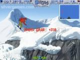 Snowboard Rush: Gameplay Driving Snowboard