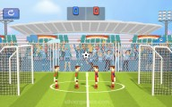 Soccer Physics 2: Gameplay Soccer Field