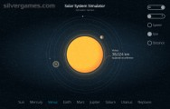 Solar System Simulator: Solar System