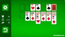 Klassisches Solitär: Card Gameplay