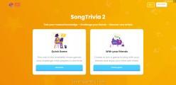 SongTrivia.io: Menu