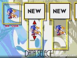Sonic And Knuckles: Level Select