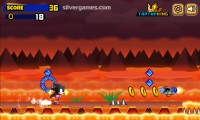 Sonic Running: Black Sonic