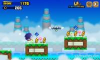 Sonic Running: Gameplay