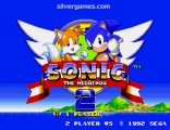 Sonic The Hedgehog 2: Menu