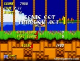 Sonic The Hedgehog 2: Final Score