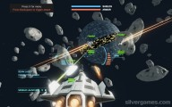 Space Fighting Simulator: Gameplay Space Flying