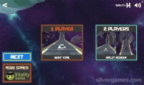 Space Racing 3D:Void: Selection Single Multiplayer