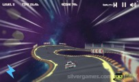 Space Racing 3D:Void: Gameplay Race Space