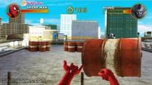 Spiderman Spider Warrior: Gameplay