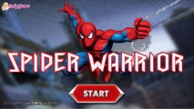 Spiderman Spider Warrior: Spiderman