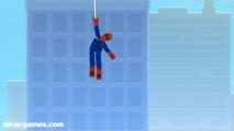 Spidey Swing: Gameplay