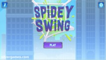 Spidey Swing: Swinging Game