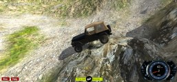 SplatPed Evo: Uphill Driving