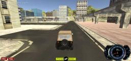 SplatPed Evo: City Driving