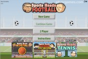Sports Heads: Soccer: Gameplay