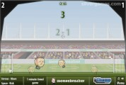 Sports Heads: Soccer: Screenshot