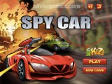 Spy Car: Menu