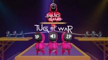 Squid Game: Tug Of War: Menu