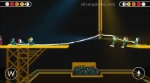 Squid Game: Tug Of War: Gameplay Pulling Rope Squid Game