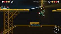Squid Game: Tug Of War: Guillotine Competition Squid Game