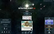 Starblast.io: Menu